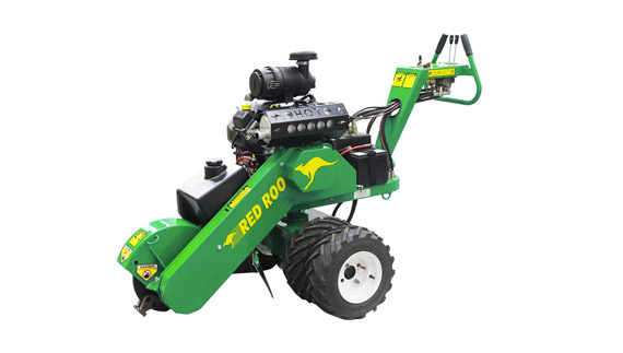 Red Roo SHP400 Stump Grinder